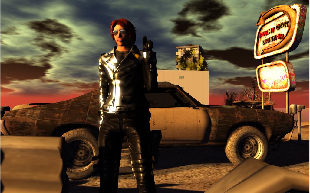 Desert Lawman 2 by VHamelin