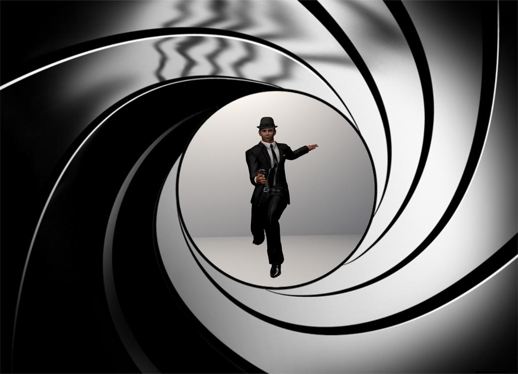 007 Gunbarrel by VHamelin