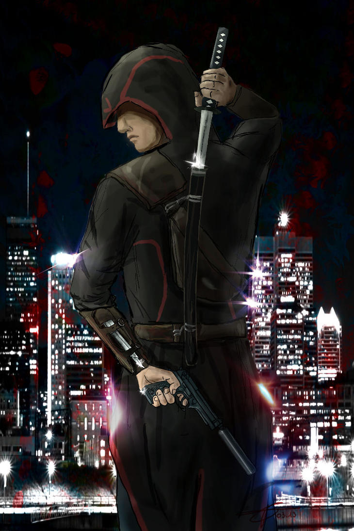 Modern Assassin - Alex Salim by Polyne55