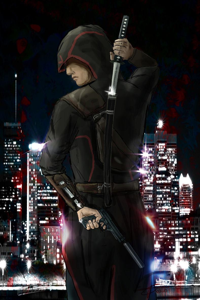 Modern Assassin - Alex Salim by Polyne55