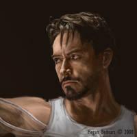 Stark: Raving Mad? by meganbednarz