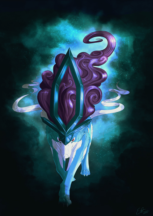 suicune pokemon hd wallpapers - photo #19