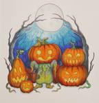 Pumpkin Gryph