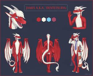 James - Ref sheet
