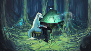 Lost song of the forest