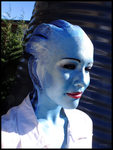 Earth's sun - Liara cosplay
