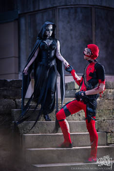 'Till Death - Deadpool Cosplay