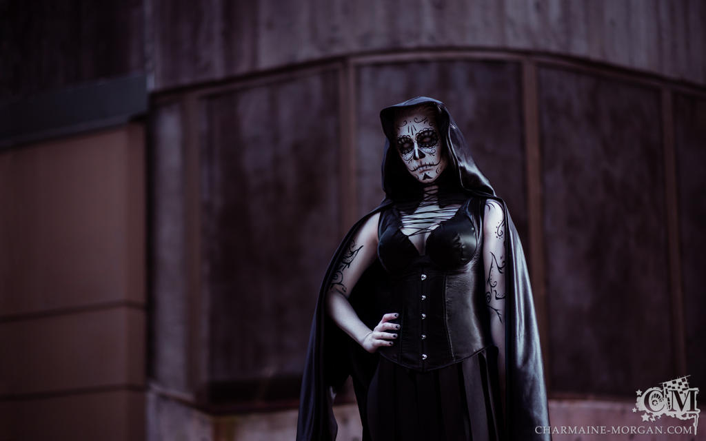 The Other side - Lady Death cosplay by Soylent-cosplay