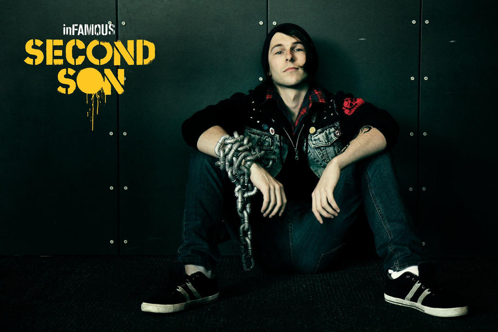 Infamous Second Son - Delsin Rowe by Soylent-cosplay