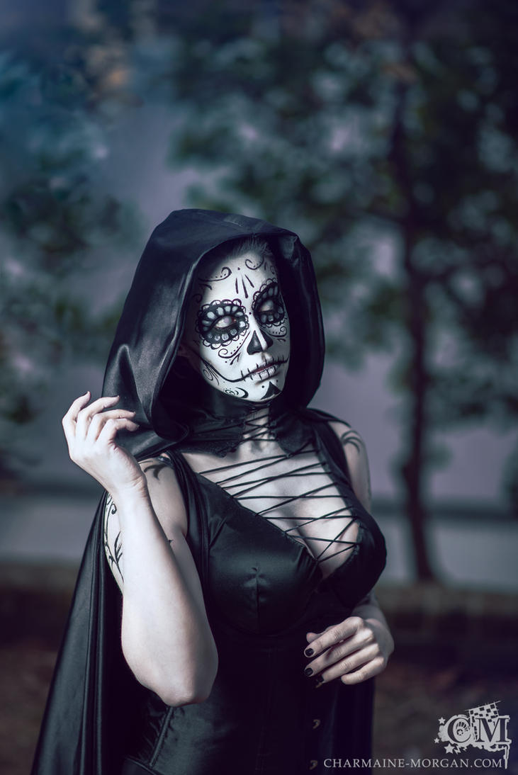 Hopelessly in Love - Death Cosplay by Soylent-cosplay