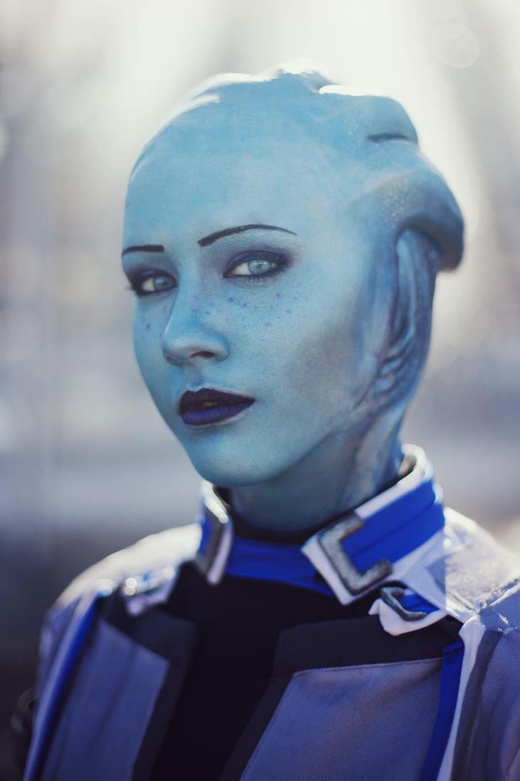 'Tell me what you want' - Liara TSoni Cosplay by Soylent-cosplay
