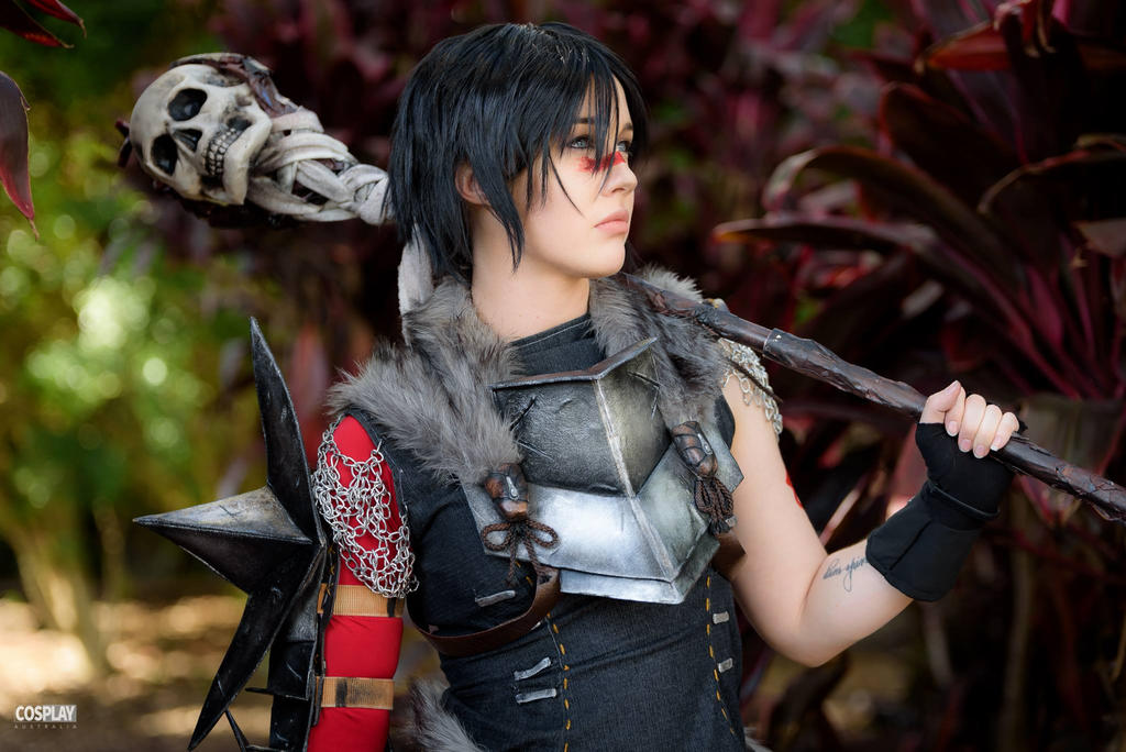 Diplomatic - Hawke cosplay by Soylent-cosplay