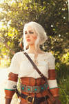 Of the Elder Blood - Witcher 3 cosplay