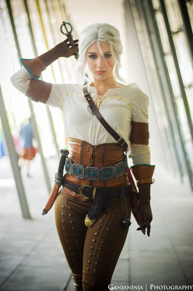 Heiress - Ciri cosplay by Soylent-cosplay