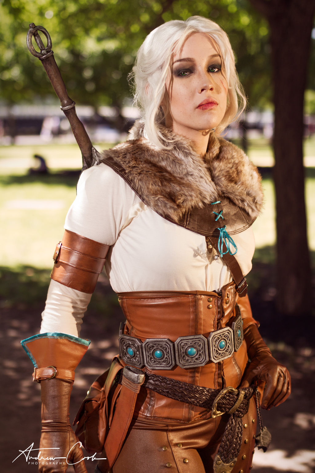 Your Grace - Ciri Cosplay by Soylent-cosplay on DeviantArt