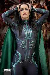 Ohh I've missed this - Hela Cosplay