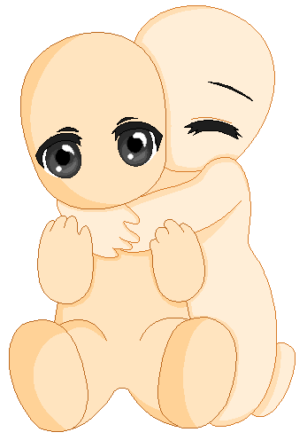 hug by qulia on DeviantArt
