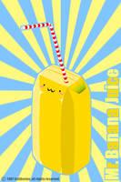 Mr. Banana Juice by catchthefeel89
