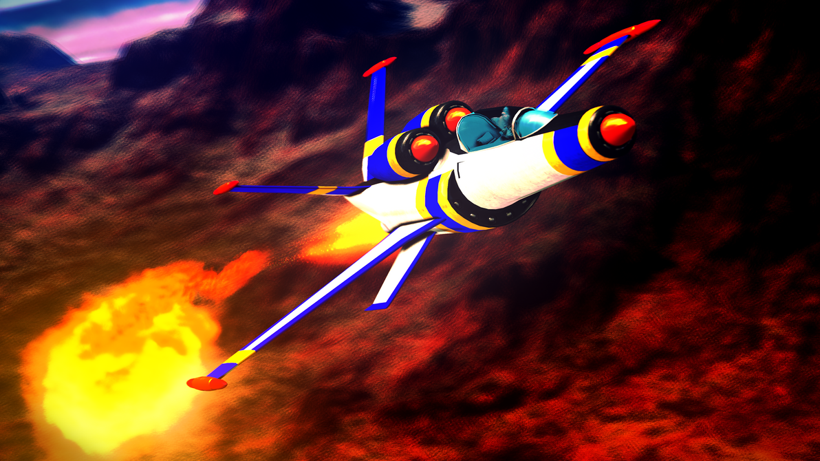 [EDIT] Hyper Tornado release by Nova-rek