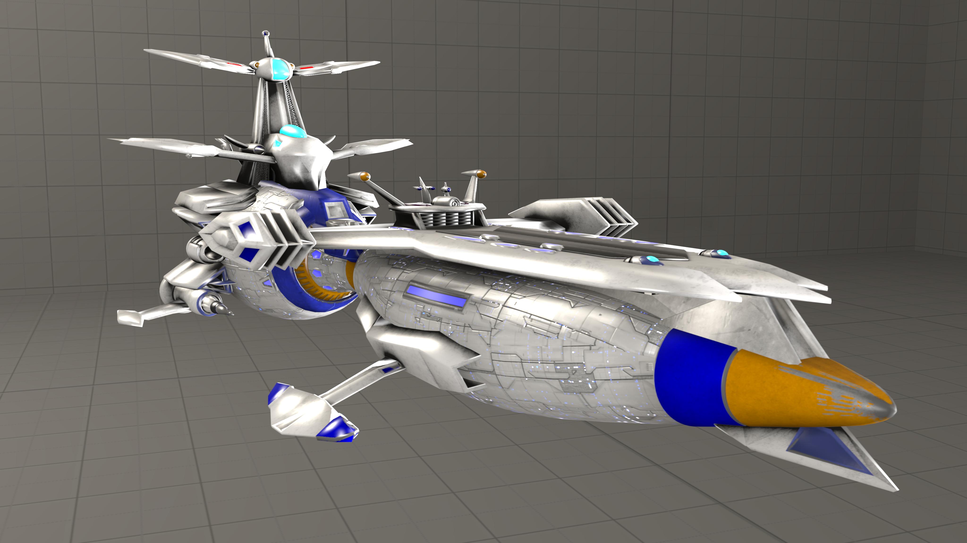 [SFM asset] Blue Typhoon Update release by Nova-rek