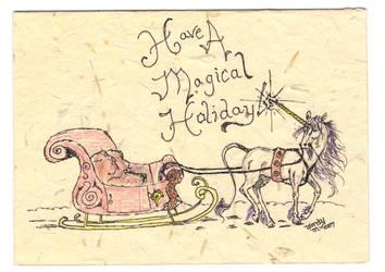 DA Holiday Card Project 2007 by Almalphia