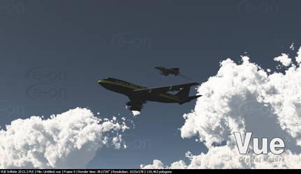 747andPhantomF4II by LionkingCMSL