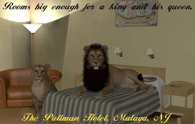 Hotel Ad by LionkingCMSL