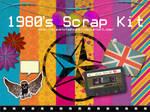 80's Scrap Kit