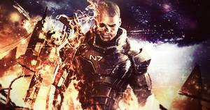 Mass Effect by MoHaGFX