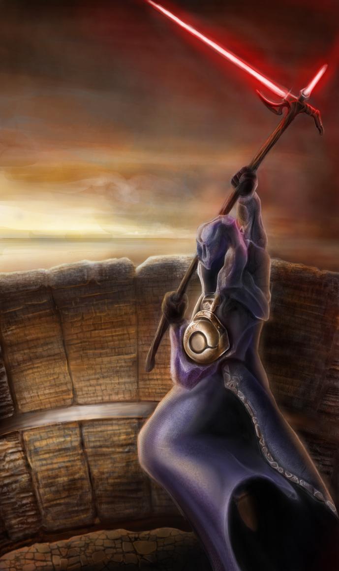 Scythe by LukeLdh