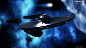 Star Trek - Chasing the Comet