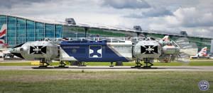 Harlington Straker Eagle Transporter by Tenement01