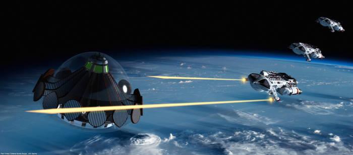 UFO: Shado Hawks by Tenement01