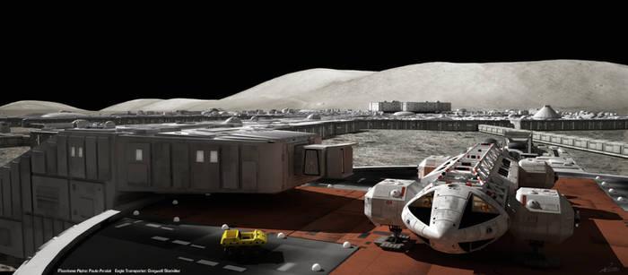 Space 1999: Moonbase Alpha 2017