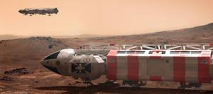 Space 1999: Eagles on Mars