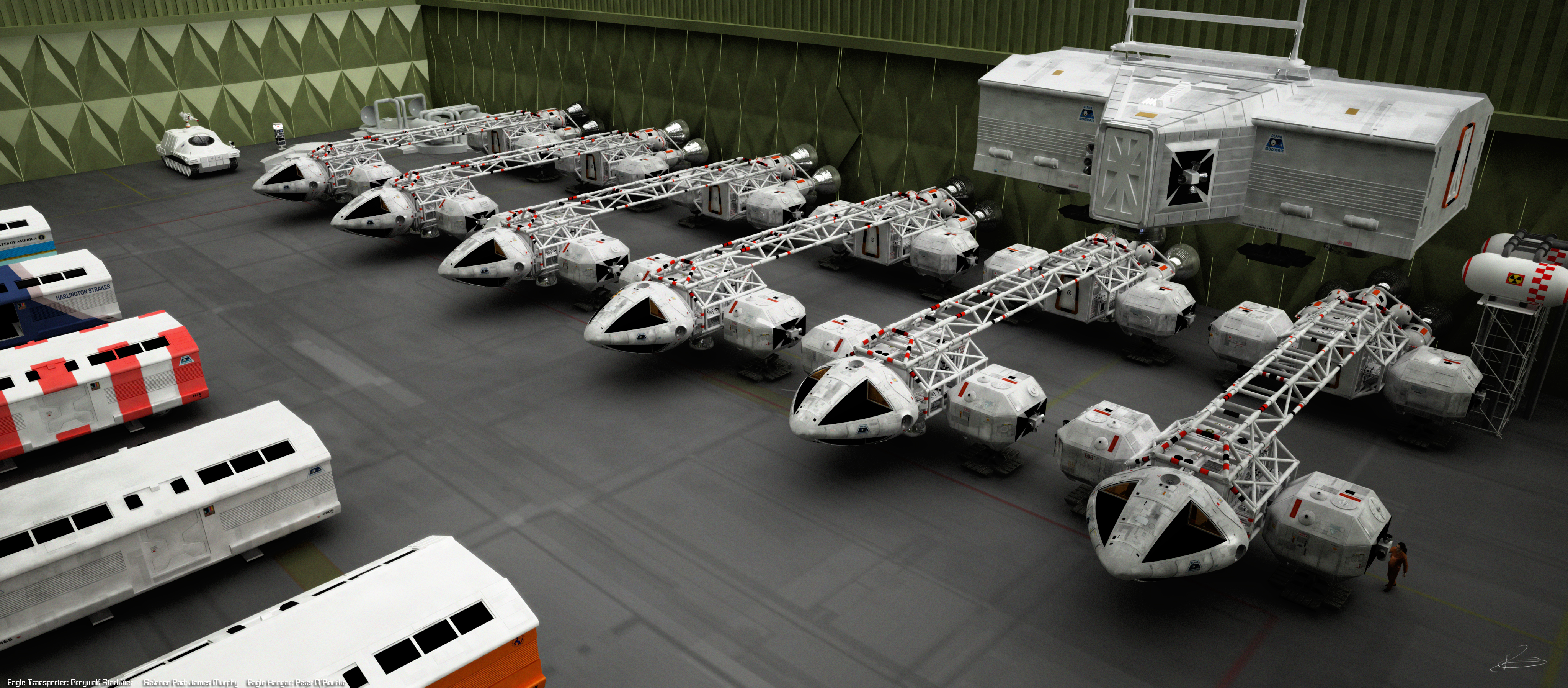 Space 1999: Eagles 1999