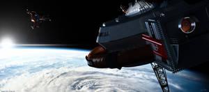 Thunderbird 3: Standby to dock