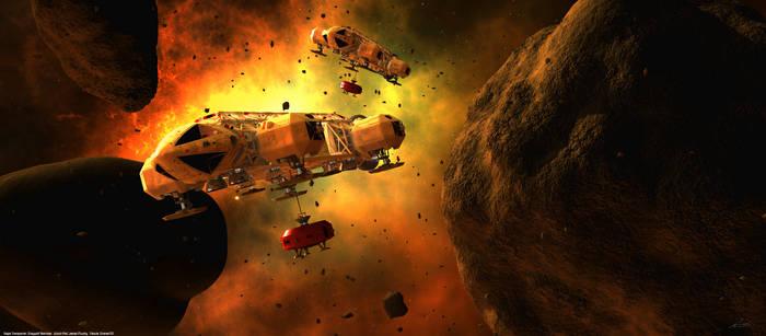Space: 1999 - Hades Nebula