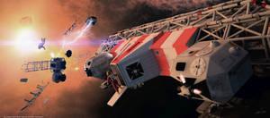 Space: 1999 - Eagle Rescue