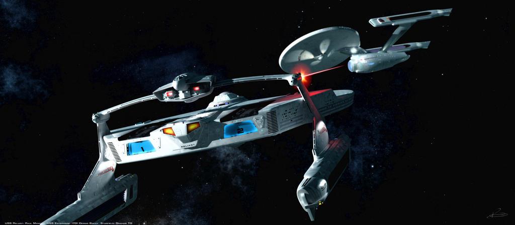 Star Trek: Spider's Web by Tenement01