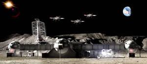 UFO: Shado Moonbase
