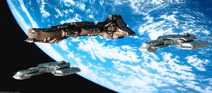 Stargate Atlantis: Defenders of the Earth