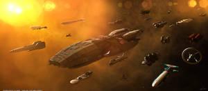 Battlestar Galactica: Colonial Fleet
