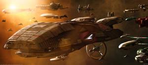Battlestar Galactica: Guardian of the Colonies