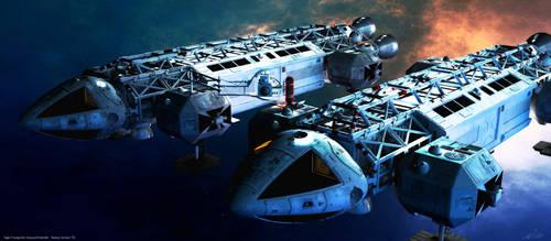 Space: 1999 - Refuel Eagle