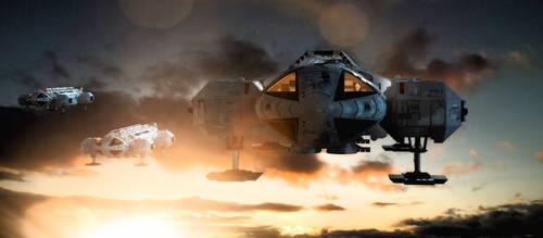 Space: 1999 - Alan Carter 2019