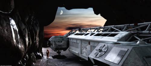 Space: 1999 - Caves of Tartarus