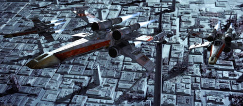 Star Wars: X-Wings