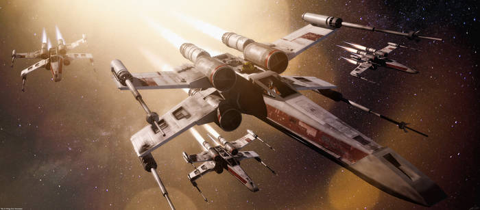 Star Wars: Rogues Rebels and Robots