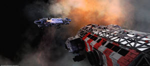Space: 1999 - Collision Course: Rescue in Space